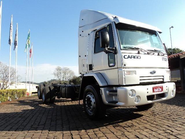 Ford Cargo 1722e Caminhoes Trevo Chapeco 476196556 Olx