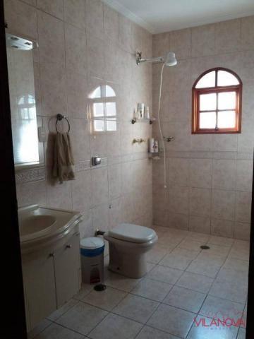 Casa com 4 dormitórios à venda, 150 m² por r$ 477.000 - residencial bosque dos ipês - são  - Foto 7