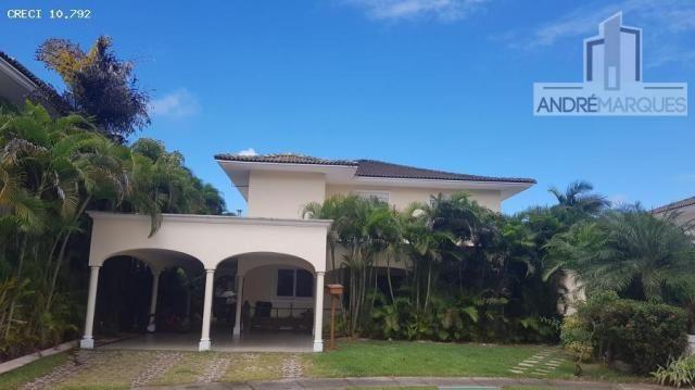 Casa em condomínio para venda em salvador, piatã, 4 dormitórios, 4 suítes, 2 banheiros, 4