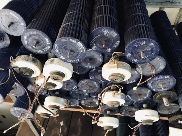 Turbina de ar condicionado - Foto 5