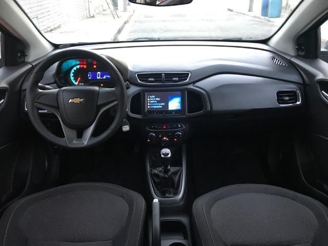 Chevrolet Onix LT 1.4 Completo 2015 + My Link - Todo revisado - Foto 10