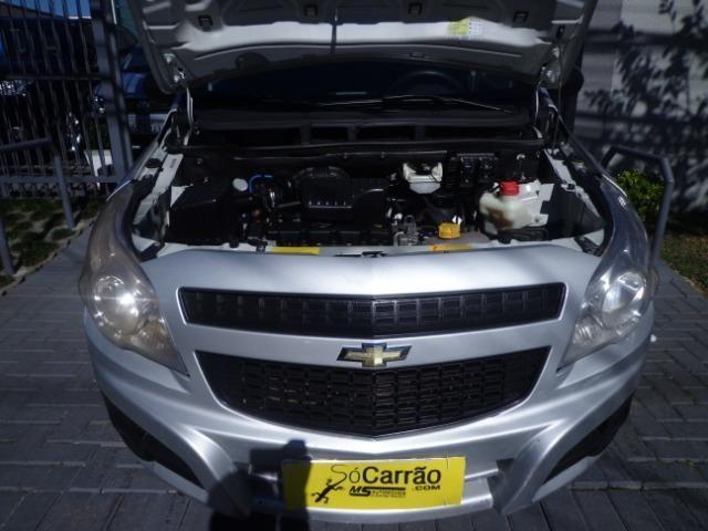 Oportunidade Gm - Chevrolet Montana Ls 1.4 - Foto 9
