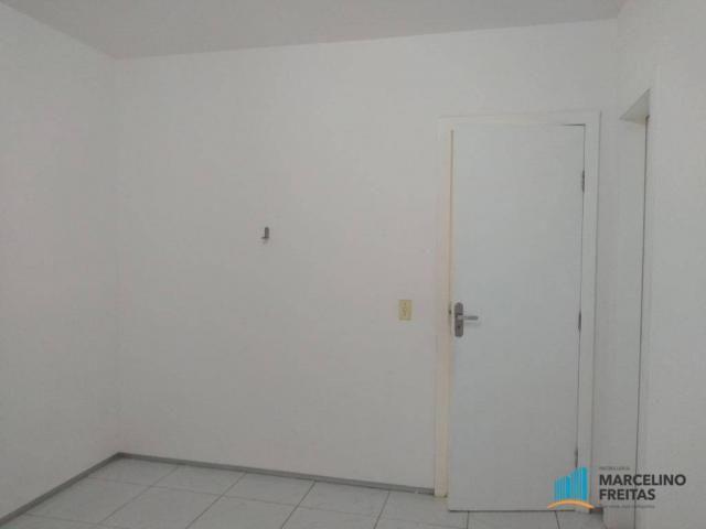 Casa com 3 dormitórios para alugar, 120 m² por r$ 1.239,00/mês - tamatanduba - eusébio/ce - Foto 13