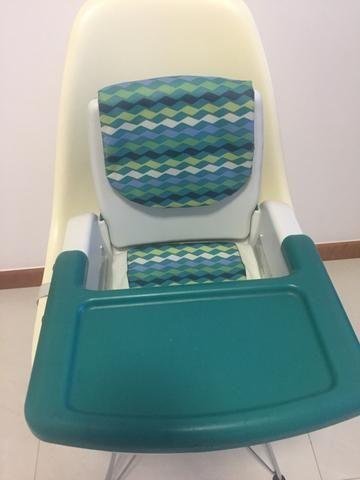 Cadeira de alimentação portátil - Chicco - Foto 2