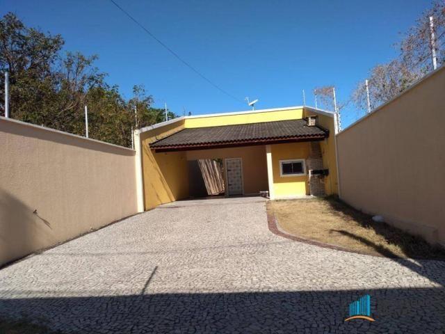 Casa com 3 dormitórios para alugar, 120 m² por r$ 1.239,00/mês - tamatanduba - eusébio/ce - Foto 4