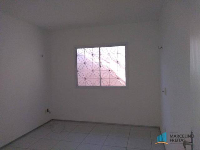 Casa com 3 dormitórios para alugar, 120 m² por r$ 1.239,00/mês - tamatanduba - eusébio/ce - Foto 14