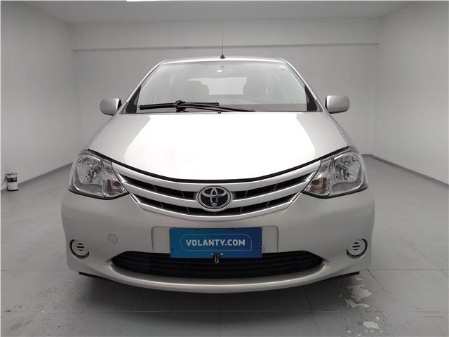 Toyota Etios 1.5 xs sedan 16v flex 4p manual - Foto 2