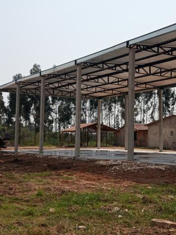 Barracão pré moldado em aço - Foto 2