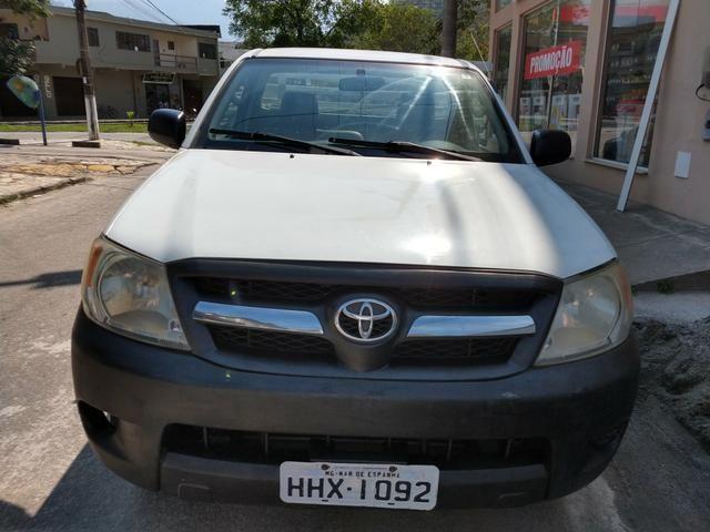 Toyota Hilux cs 4x4 2008 - Foto 6