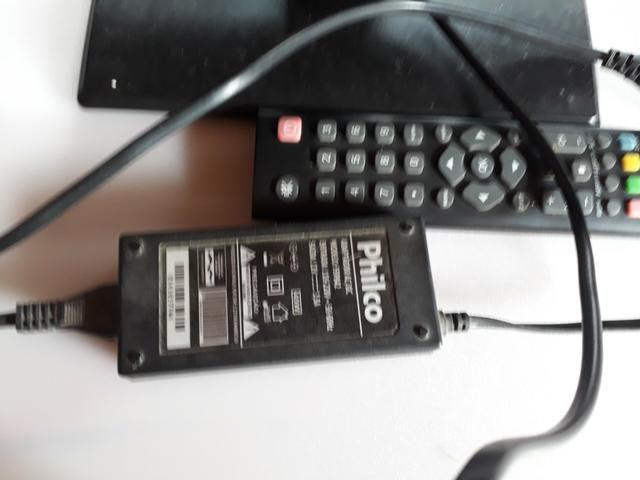 Vendo TV Philco led 19 polegadas - Foto 2