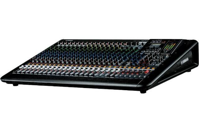 Mesa de Som Yamaha 24 canais - Foto 4