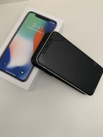 IPhone X 256 em até 12x