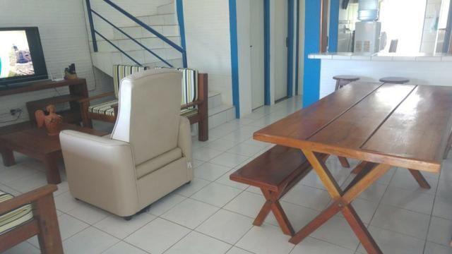 Vendo excelente casa, na beira-mar, mobiliada, em condomínio, na Praia de Itapoama - Foto 6