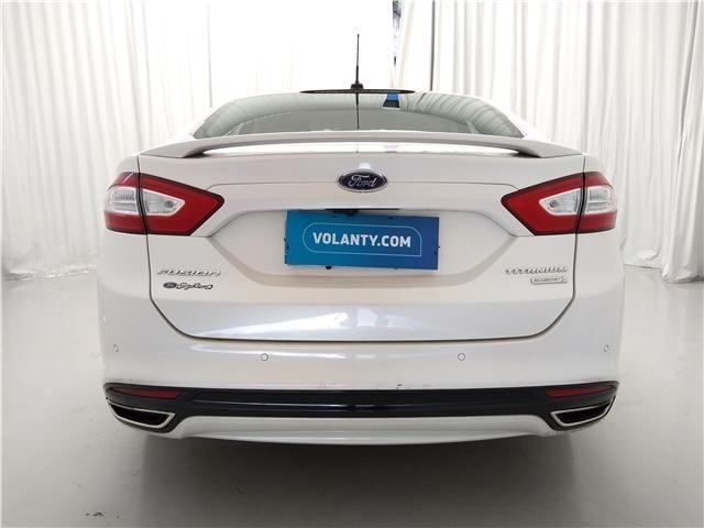 Ford Fusion 2.0 titanium fwd 16v gasolina 4p automático - Foto 5