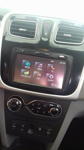 Renault Logan 1.6 Dynamique 8V Flex Automatizado 4 Portas 2015/2015 - Foto 9