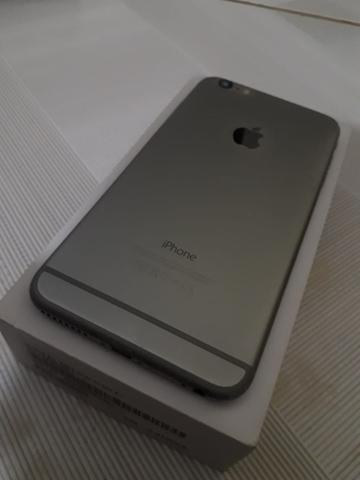 IPhone 6 Plus   64GB   Cinza   Tela 5,5   4G TIM   12 MP - Foto 3