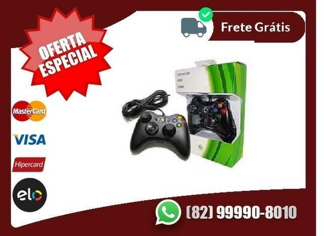 Faça.seu.pedido-Controle Xbox 360 com Fio