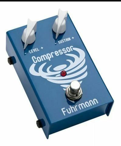 Pedal compressor para Bass