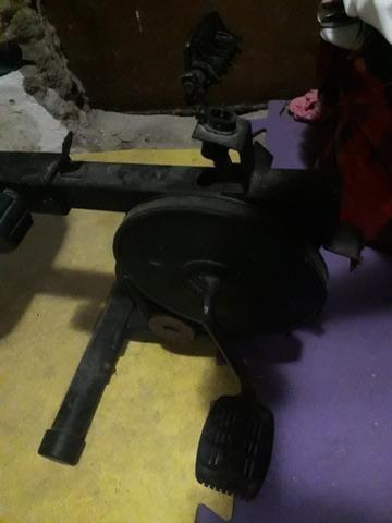 Máquina de musculação - Foto 3