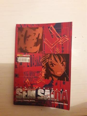 Manga de tenku shipan - Foto 2