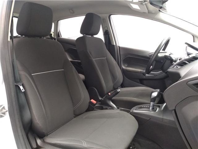 Ford Fiesta 1.6 se hatch 16v flex 4p automático - Foto 10