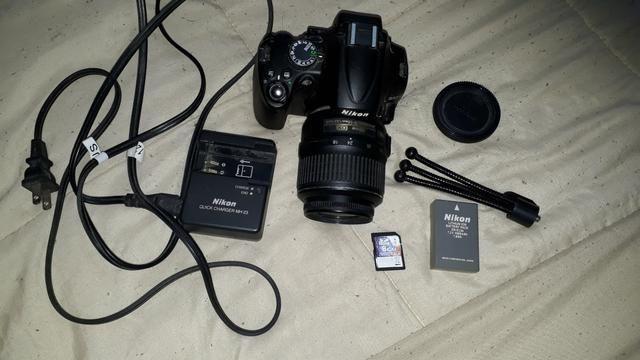 Camera nikon d5000 - Foto 2
