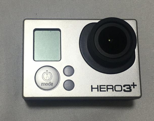 GoPro Hero 3+ Black Edition com Acessórios - Foto 2