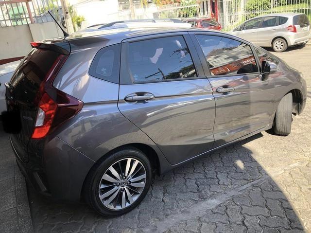 Honda fit ex 1.5 16v flex 4p automático 2014/2015 - Foto 2