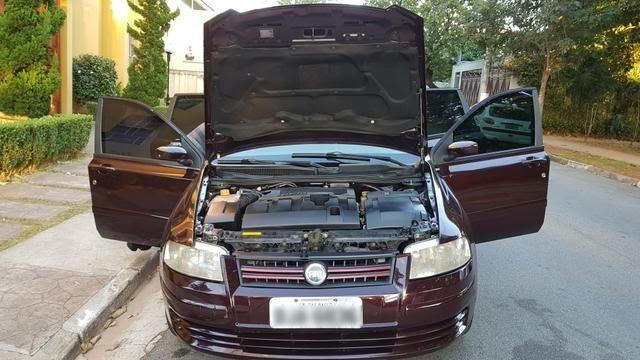 Fiat Stilo 1.8 8v Motor Chevrolet 2003 Bancos em Couro - Foto 8