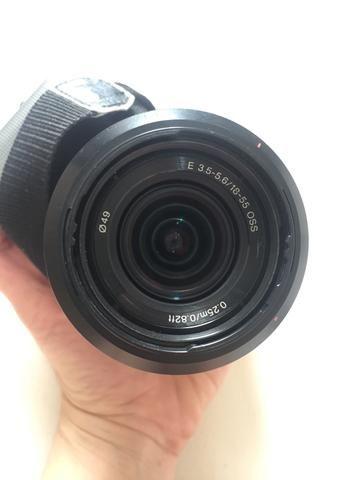 Câmera Mirroless Sony Nex 5 - Foto 4