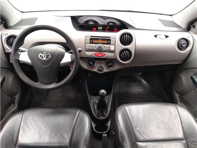 Toyota Etios 1.5 xs sedan 16v flex 4p manual - Foto 12