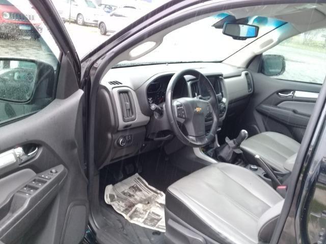 S10 Cab Dupla LTZ 2.5 4X4 - 2017 - Abaixo da Fipe - Foto 7