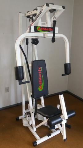 Estação de Musculação Athletic 2001 Compact