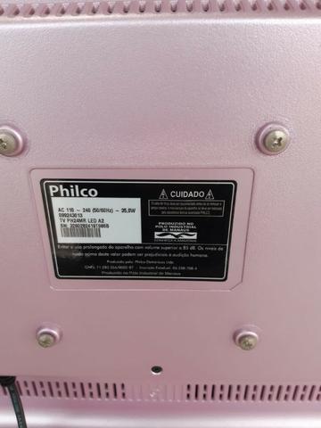 "TV - LED/ Monitor 24"" Philco - Foto 4"