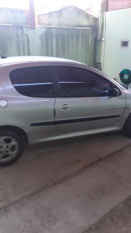 Vendo Peugeot 206 R$9.500 parcelo no cartão - Foto 6