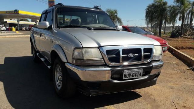 Range diesel 00/00 completa, camionete muito boa - Foto 4