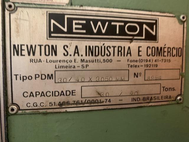 Dobradeira Mecânica Newton 3000 - Foto 6