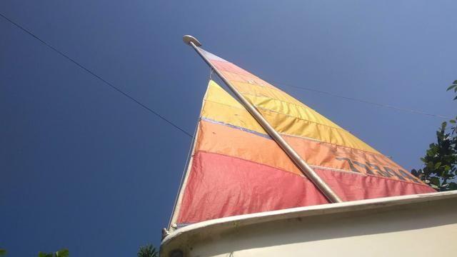 Barco veleiro Hobie cat HC 16 pés