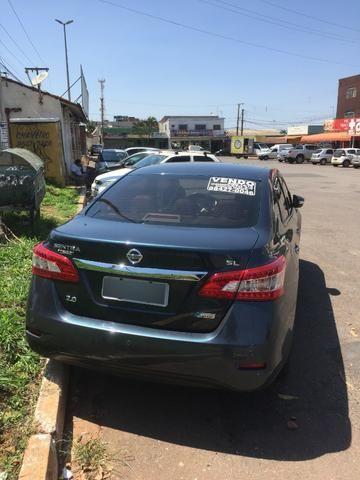 Vendo Nissan Sentra Único Dono 2.0 Ano 14/15 - Foto 2