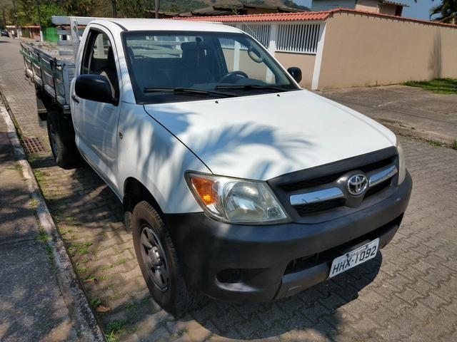 Toyota Hilux cs 4x4 2008 - Foto 9