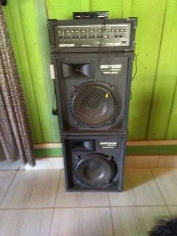 Sistema de som - Foto 2