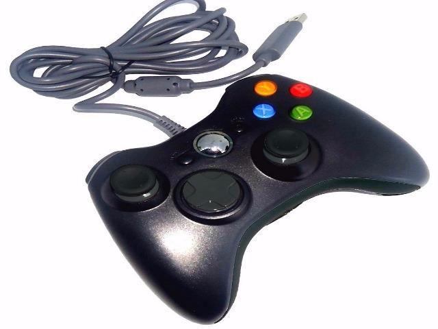 Faça.seu.pedido-Controle Xbox 360 com Fio - Foto 3
