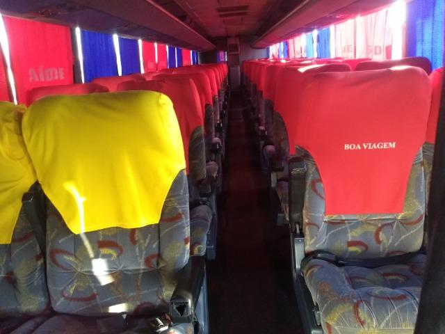 Ônibus Buscar 360 Mercedes O 400 50 lugres - Foto 3