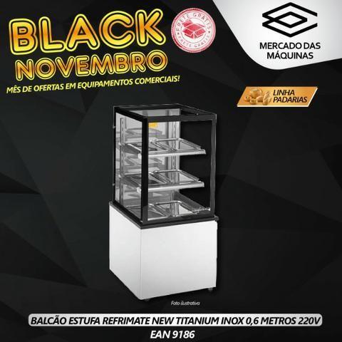 Balcão Estufa Refrimate 60cm NOVO