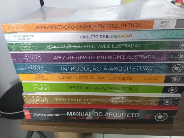 Coleção Livros de Arquitetura/Design/Iluminação etc - Foto 4