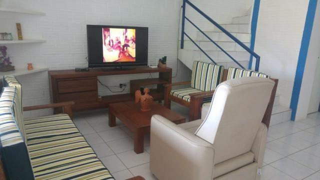 Vendo excelente casa, na beira-mar, mobiliada, em condomínio, na Praia de Itapoama - Foto 7