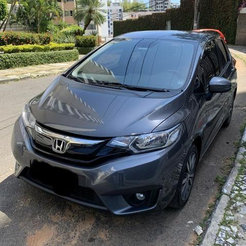 Honda fit ex 1.5 16v flex 4p automático 2014/2015