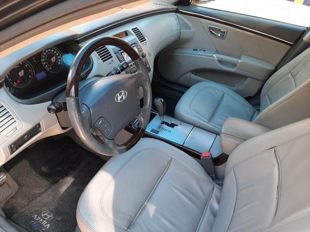 Hyundai azera aut 2010 impecável oportunidade única 26.900 sem entrada - Foto 10