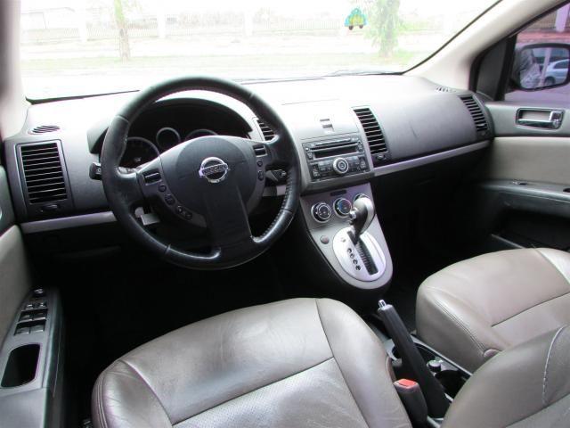 NISSAN SENTRA 2011/2012 2.0 S 16V FLEX 4P AUTOMÁTICO - Foto 10