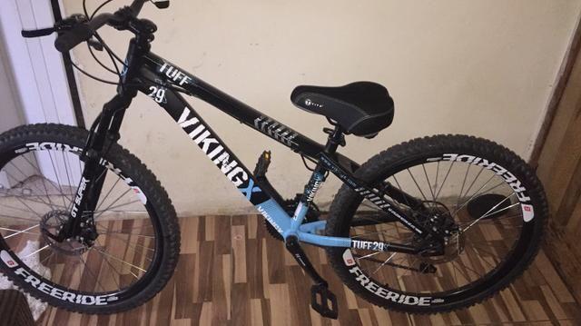 Bicicleta vikingx tuff 29